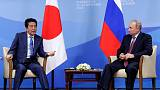 Japan PM Abe's search for Russia peace pact: best chance, last chance?