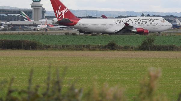 Virgin Atlantic says takeover talks with Flybe continuing