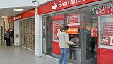UK regulator fines Santander over handling accounts of deceased customers