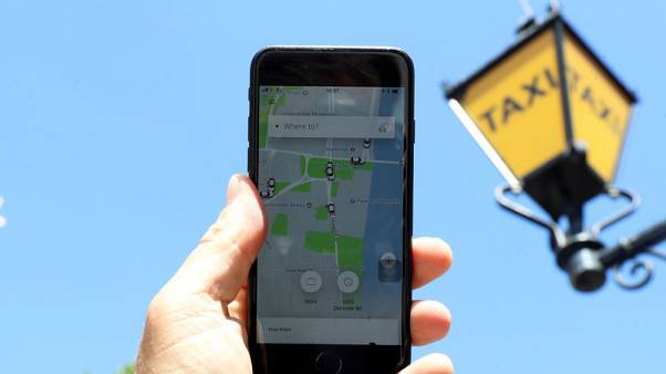 Uber and other taxi firms to pay London congestion charge