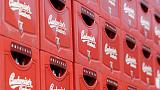 British brewed Budweiser beer to rely on solar power from 2020