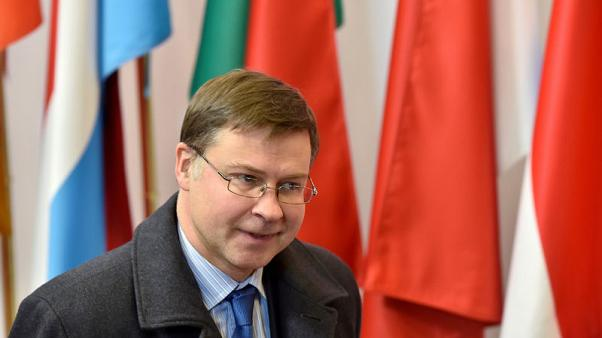 EU to continue dialogue with Poland on rule-of-law - Dombrovskis