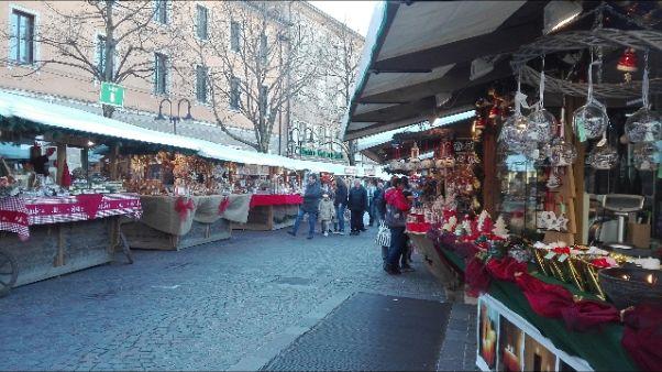 Strasburgo, a Trento Mercatini chiusi