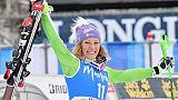 Ski alpin: et de deux pour Ilka Stuhec à Val Gardena