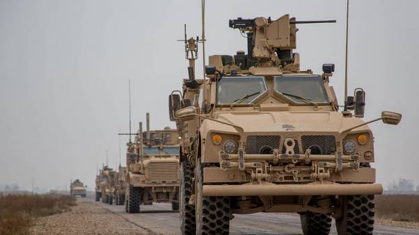 U.S. begins to pull forces from Syria, officials see full withdrawal