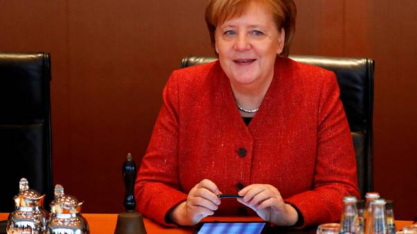 German cabinet approves immigration laws to ease worker shortage