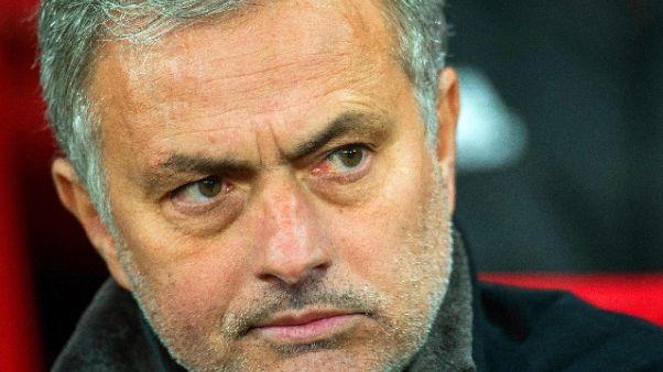 Mourinho,orgoglioso aver allenato United