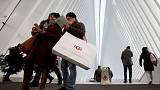 European retail storm casts a shadow over U.S. holiday shopping