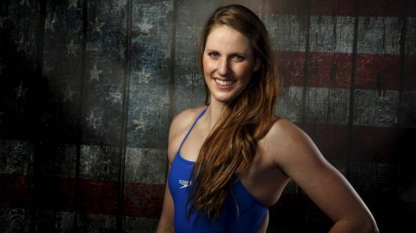Swimming - Five-times Olympic champion Franklin retires at 23