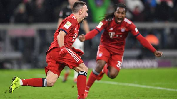 Ribery goal earns Bayern win over Leipzig, cuts gap to Dortmund