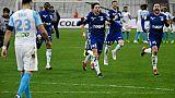 Coupe de la Ligue: Strasbourg enfonce Marseille
