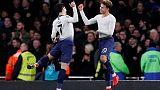 Spurs face Chelsea in League Cup semis