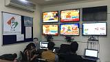 An online battle for 900 million hearts and minds: India braces for election