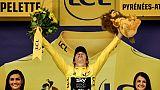 Année 2018 - Cyclisme: un seul pavillon sur les podiums