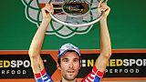 Année 2018 - Cyclisme: les Français réussissent mieux sur une journée