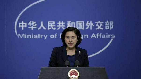 China says Canadian citizen being punished for working illegally