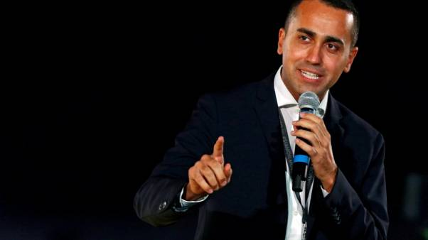 Italy government to press ahead, no reshuffle - Di Maio