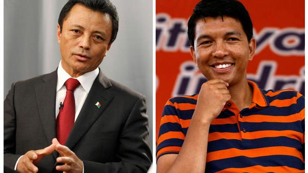 Both candidates in Madagascar presidential run-off claim victory