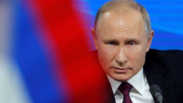 Russia's Putin accuses U.S. of raising risk of nuclear war