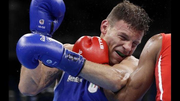 Boxe: Tommasone sfida mondiale il 2/2