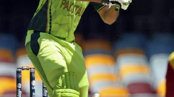 Former Pakistan cricketer Jamshed charged with bribery in spot-fixing probe
