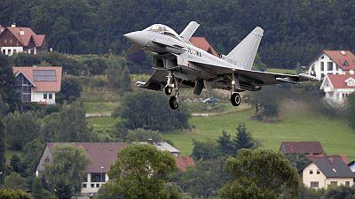 Eurofighter keen to upgrade Austria's jets - Die Presse