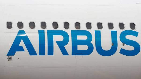 Airbus shares fall after report of U.S. joining corruption probe
