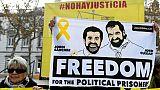 Les indépendantistes catalans en prison interrompent leur grève de la faim