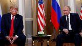 بوتين يقول إنه لا يعلم متى سيلتقي بترامب