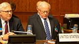 مسؤولون أمريكيون: مبعوث أمريكا لسوريا يلغي اجتماعات بالأمم المتحدة