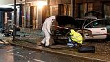 صحيفة: مقتل امرأة بعد اقتحام سيارة محطة حافلات في ألمانيا