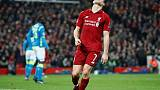 Liverpool's Milner available for Wolves trip