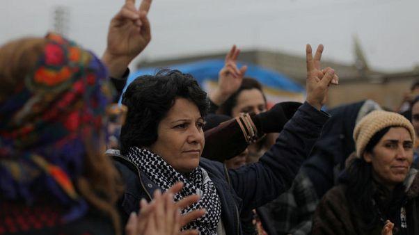 Syria's Kurds reel from U.S. move, Assad seen planning next step