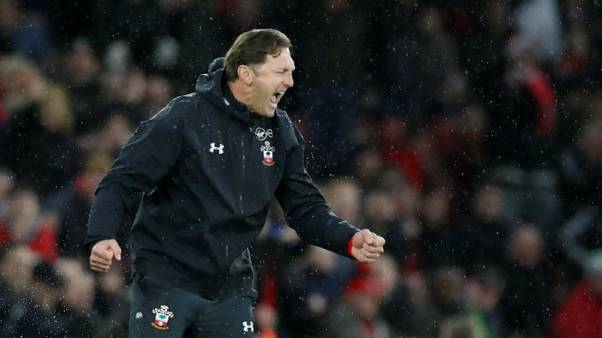 Success the tonic as sickly Saints bounce to action