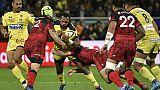 Rugby: vers un abaissement de la ligne de plaquage autorisée