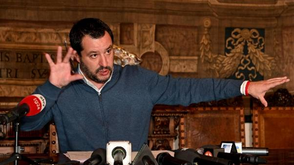 Salvini:Milan-Fiorentina?Punto sullo 0-0
