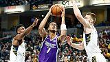 NBA: un match Sacramento-Indiana pour une première en Inde en octobre 2019