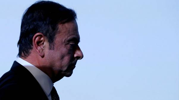 Nissan's Ghosn re-arrested, chances of imminent bail dashed