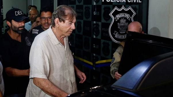 Brazil police request charges for faith healer 'John of God'