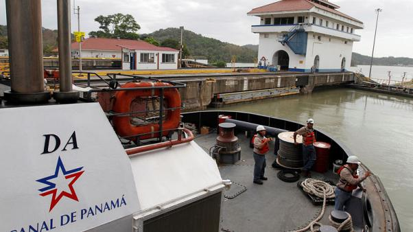Tired tugboat captains flag accident risk at Panama Canal