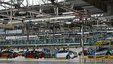 UK consumers gloomiest since 2013, car production slumps