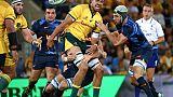 Rugby: le Wallaby Arnold à Toulouse la saison prochaine