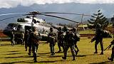 Governor of Indonesia's Papua calls for army to end hunt for rebels