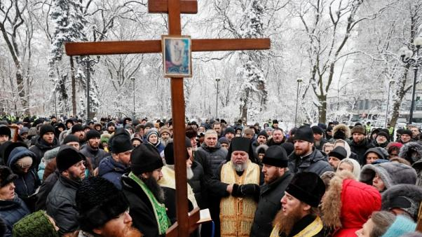 Ukraine may force church to add 'Russian' to its name