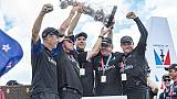 Coupe de l'America 2021: un défi Néerlandais devient le 6e challenger