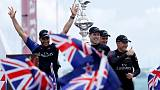 Dutch join armada of America's Cup challengers