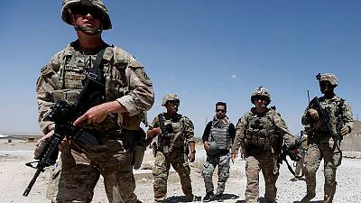 Afghans, diplomats surprised by report of Trump plan to pull out troops