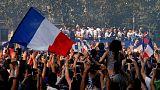"""الفيفا: عدد قياسي من الجماهير شاهد """"أفضل كأس عالم على الإطلاق"""""""