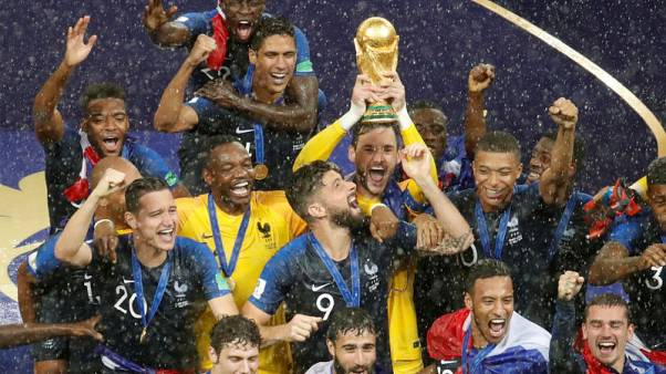 Record audience watched 'best World Cup ever' - FIFA