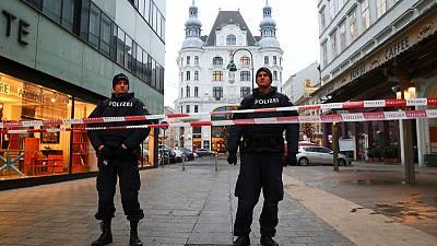 Person shot dead in central Vienna, police say not terrorism-related